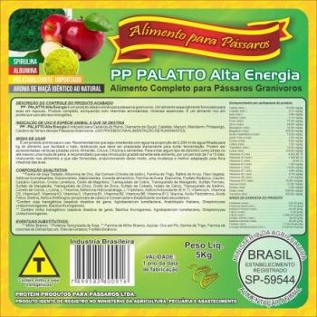 PP-Palatto Alta Energia - 5kg