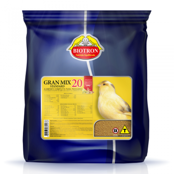 Gran Mix 20 - 5kg - Biotron