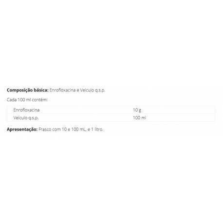 Enro Flec 10% - 10ml
