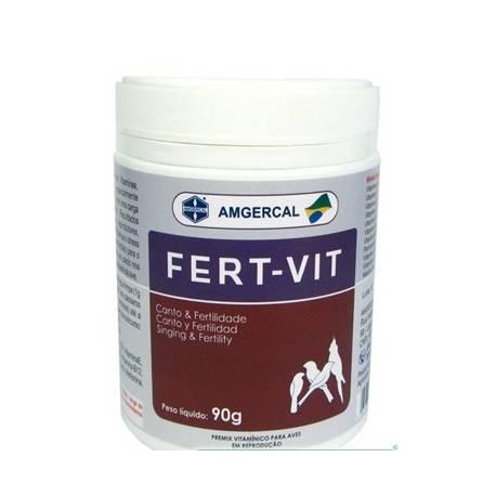 Fert-Vit Canto & Fertilidade - 90gr