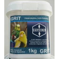 GRIT Mineral 1kg - Amgercal